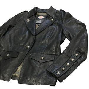 Harley-Davidson ~ Blazer Deluxe Lambskin Jacket